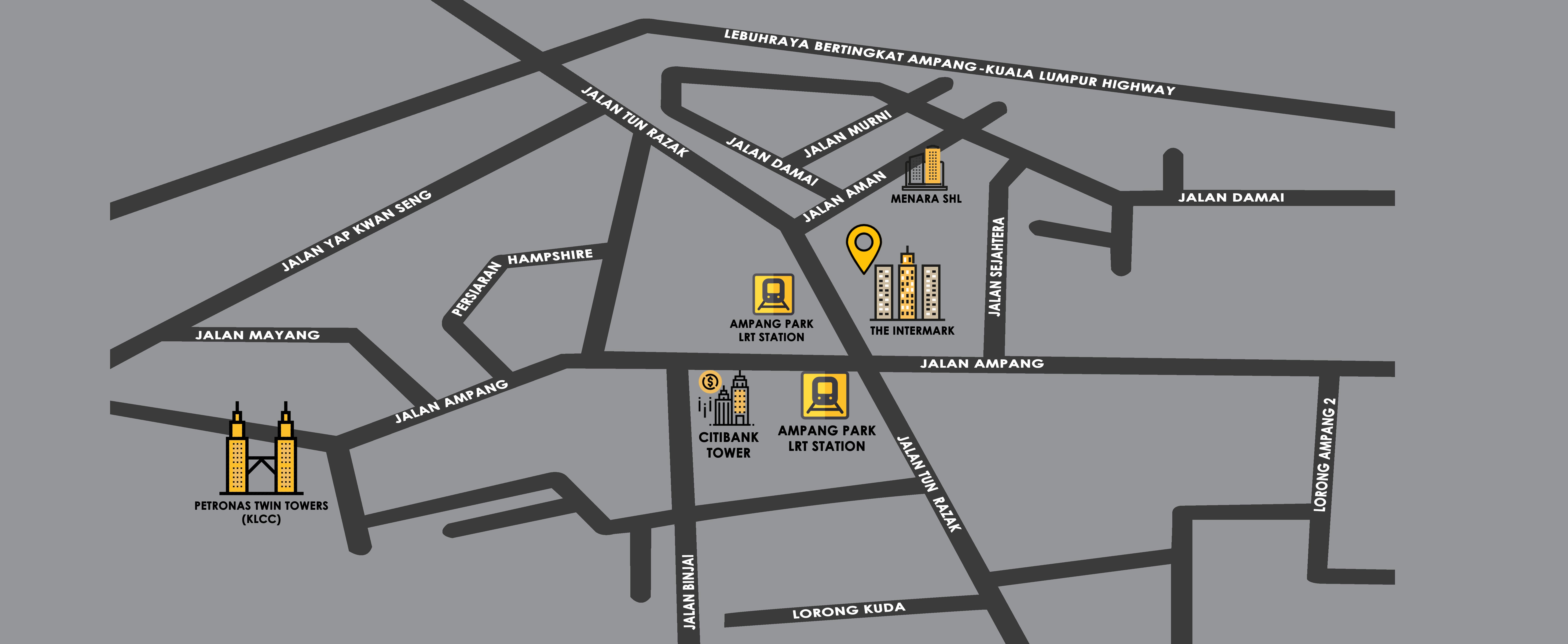map_IILM-contact us